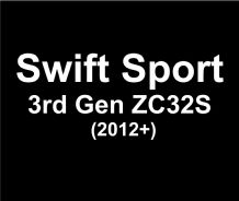 Swift SPORT 3rd Gen ZC32S (2012-2017)